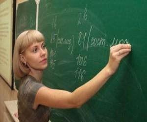 Средняя зарплата московского учителя — 60 тысяч