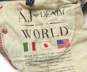 В Москве открылся первый бутик Armani Jeans