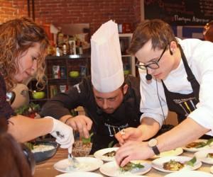 В Москве прошел фестиваль греческой кухни