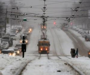 Трамваи оградят от автомобилистов