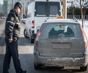 Московские гаишники просят водителей помыть машины
