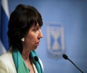 Кэтрин Эштон призывает Москву к переговорам