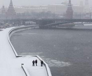 В Москве ждут метель