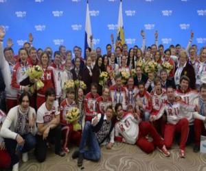 Мэрия Москвы подарит олимпийцам 121,5 млн рублей