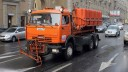 Столичные дороги очистят от зимней грязи