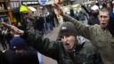 В Москве задержали группу националистов из Украины