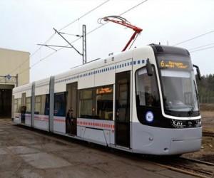 Трамвай нового поколения уже в Москве