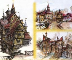 Парк русских сказок в Новой Москве