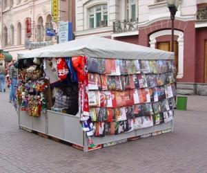 В Москве планируют снести придорожные палатки