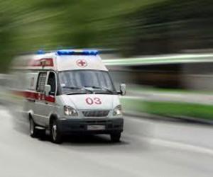 В центре Москвы «Мерседес» сбил беременную женщину
