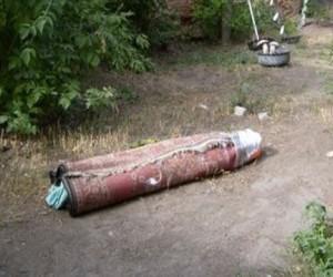 В Москве обнаружен труп в ковре