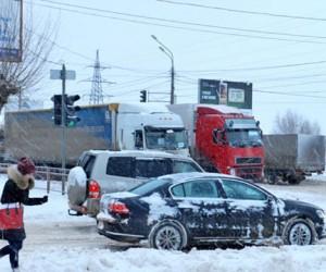 Движение на московских трассах восстановлено