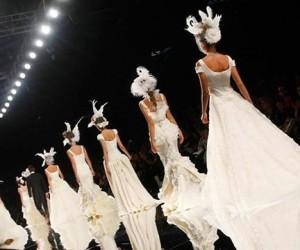 Новости свадебной моды России