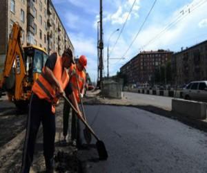 С 7 апреля коммунальщики Москвы приступят к ремонту асфальта