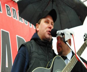 В Москве задержали основателя рок-группы «Коловрат»