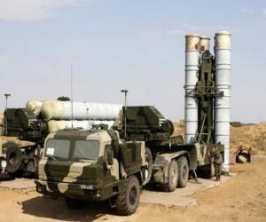 Небо над Москвой охраняют ракетные системы С-400 «Триумф»