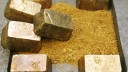 На Казанском вокзале задержали человека с 13 кг золота