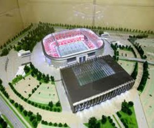 Реконструкция стадиона  «Лужники»