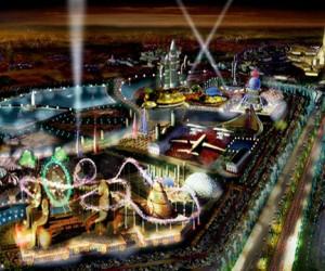 Парк развлечений DreamWorks
