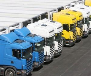 Новые парковки для грузовиков