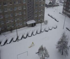 Первоапрельский погодный рекорд