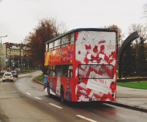 Реклама Москвы появится на зарубежных автобусах