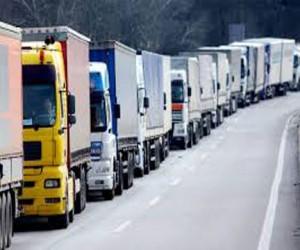 В Москве придумали новые штрафы для водителей грузовиков