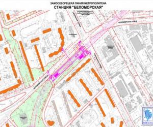 Москва со временем построит «Беломорскую»