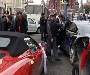 В Москве опять стреляли на свадьбе