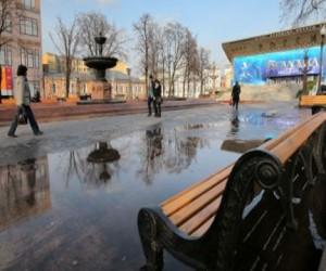 На выходных в Москве установится теплая погода