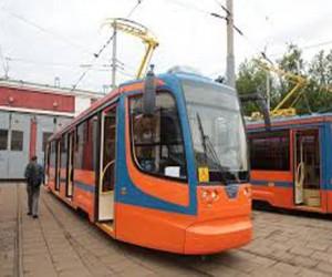 Трамваи нового поколения в Москве