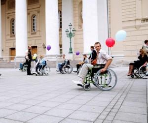В Москве строят квартиры для инвалидов