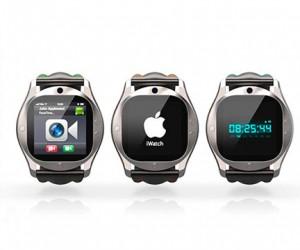 Apple готовится к выпуску iWatch