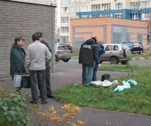 В Москве мать с ребенком выбросилась из окна