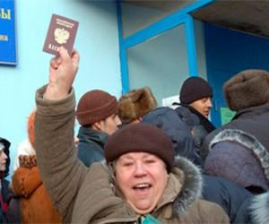 Путин упростил процедуру получения российского гражданства