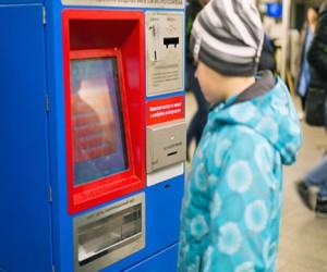 Московские автоматы по продаже билетов оснастят PayPass
