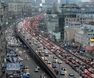 В центре Москвы можно будет ездить только 40 км в час?