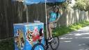 В Москве будут продавать мороженное с велосипедов