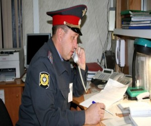 Московский подросток выпрыгнул из окна полицейского участка