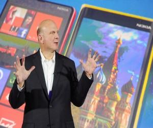 Microsoft представил в Москве свои новые смартфоны