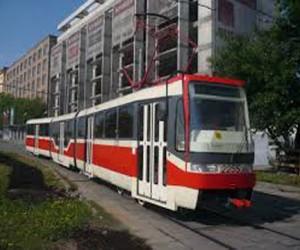 Строительство трамвайной линии от Лианозово до метро временно приостановлено