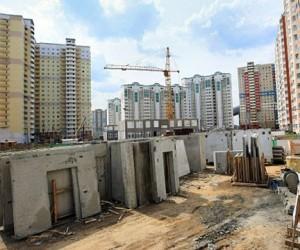 570 тысяч квадратов жилья введено в эксплуатацию с начала года