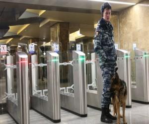 На всех станциях московского метро скоро появятся зоны досмотра