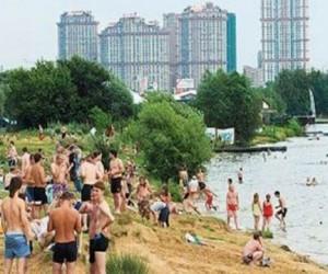 С 1 июня в Москве разрешат купаться
