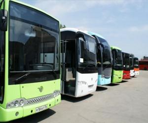 В Москве построят ещё один автобусный парк