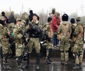 В Москве продолжают набирать добровольцев на Донбасс