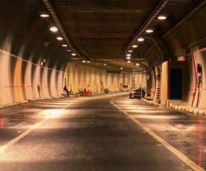 В Москве подтопило Дмитровский тоннель