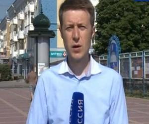 В Москве прошло прощание с репортером ВГТРК, который погиб под Луганском