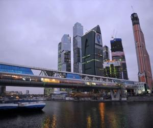 Транзитный въезд в «Москва-Сити» будет платным?