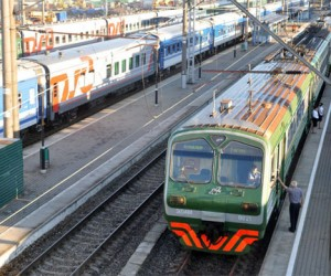 В Донецке продают билеты на московские поезда
